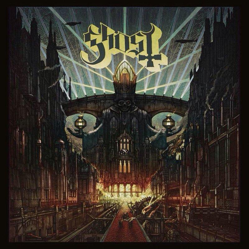 Ghost Meliora Cover