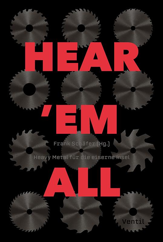 Buchcover Hear 'Em All